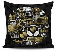 Almofada Sound Music Cicle