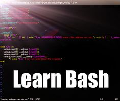 Learning bash scripting for beginners