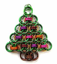 Learn a Weave - Helms Christmas Tree - Beadsisters