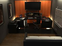 Editing Studio by ReiForge.deviantart.com on @deviantART