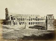 Colosseo 1860 Rome, Italy