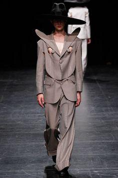 Walter Van Beirendonck Spring 2016 Menswear Collection - Vogue
