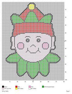 Items similar to Christmas Candle Christmas Train, Christmas Elf, Christmas Stockings, Christmas Crafts, Christmas Drinks, Christmas Candle, Christmas Ideas, Christmas Ornaments, Plastic Canvas Christmas