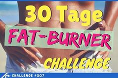 Die ULTIMATIVE Fitness-Challenge des Jahres! ✓ Deine Fettpolster schmelzen mit diesen Übungen nur so dahin ✓ #abnehmen #fitness