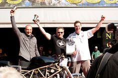 III Place by Jury's decision from all classes present at Scandinavian Championship of Custom Bike 2015, Norrtalje Sweden – Ducati Cavallo Nero #caferacer http://caferacer-manufacture.com/pl/galerie/