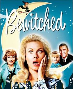 """Bewitched"". If I could have any house it would be this one. I don't know why I just love it."