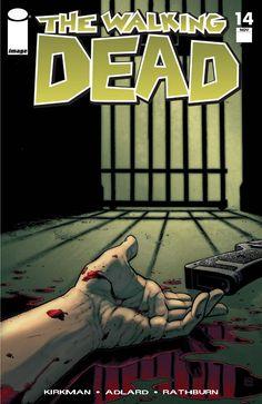 Issue #14 #WalkingDead #comic #cover #kirkman #image #thewalkingdead #Adlard