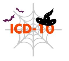 What if ICD-10 codes were Halloween costumes? Check out these top 5 ICD-10 codes and the costumes we've paired with them.