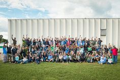 Happy Thanksgiving from our expanding family to yours! Hard to believe how big our Terrapin Tribe has grown! #thanksgiving #cheers #GAbeer #terrapinbeerco