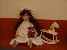 Антикварная кукла производства Арманд Марсель ( Armand Marseille). Рост - 56см / Антикварные куклы, реплики / Шопик. Продать купить куклу / Бэйбики. Куклы фото. Одежда для кукол