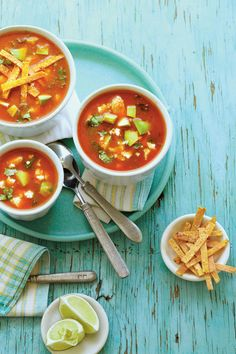 Cinco de Mayo Recipes: Mexican Tomato Soup