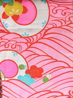 ☆ New Arrival ☆ '#Synchronicity' #women's #brown #vintage #silk #Japanese #haori #kimonojacket with #floral #motif #design from #FujiKimono http://www.fujikimono.co.uk/fabric-japanese/synchronicity.html #textile #Japanese #costume #kawaii