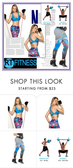 """""""Ronitaylorfitness 10"""" by damira-dlxv ❤ liked on Polyvore featuring Anja"""