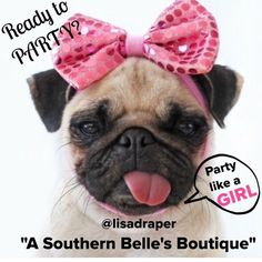 "Theme:  1 Week Away!!!  CLASSIC CHIC !!!! Please join me . We will definitely have a Blast  ""A Southern Belle's Boutique"" Accessories"