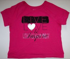 Lane Bryant 22/24 Active Wear Yoga Exercise Workout Top T-Shirt Pink Embellished #LaneBryant #KnitTop #Casual