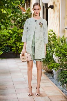 Moschino Resort 2013 Fashion Show - Franzi Mueller