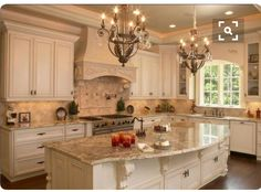 French Country Galley Kitchen home sweet home: charm and charm | zsazsa bellagio - like no other