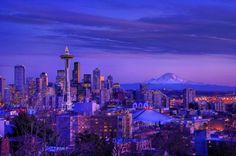 Seattle, #USA