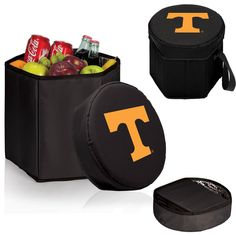 SHORT DESCRIPTION: The Bongo Cooler is a convenient 12-quart collapsible cooler…