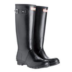 Hunter Boots Original Black
