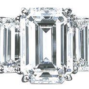 The Elegant Emerald Cut Diamond. GIA. (07/30/12)