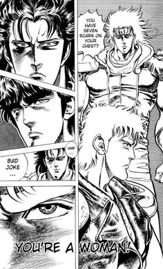 Fist of the North Star vol.4 ch.30