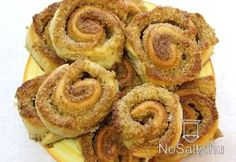 Romanian Food, Onion Rings, Breakfast Recipes, Sweets, Ethnic Recipes, Dios, Kuchen, Recipies, Gummi Candy