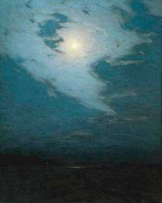 Soaring Clouds by Birge Harrison