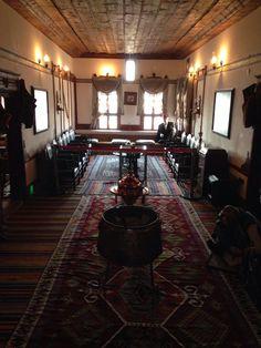 Yaman Dede Culture and Art House / Talas, Kayseri, Turkey