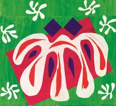 Henri Matisse. Two Masks (The Tomato) (Deux Masques [La Tomate]), 1947 Gouache on paper, cut and pasted. 18¾ x 20 3/8 (47.7 x 51.8 cm). Mr. and Mrs. Donald B. Marron, New York.