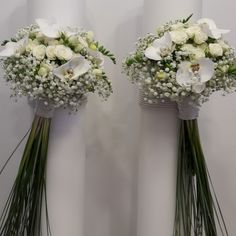 candles and flowers designed by  Flowers Papadakis  floral designer Dimitris Papadakis  weddings candles Λαμπάδες γάμου #κεριά#παιώνιες##ορχιδέα#γυψοφίλη#τριαντάφυλλο#γάμος#στολισμός#διακόσμηση#λουλούδια#flowerspapadakis#ζησιμοπουλου91#παλαιόφάληρο#www.flower4u.gr# Wedding Events, Weddings, Bridesmaid Dresses, Wedding Dresses, Event Decor, Glass Vase, Candles, Rose, Instagram Posts
