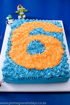This recipe makes a perfect beer box sized cake which is great for a school birthday celebrations as it can be decorated in any way and cut into at least 24 pieces.