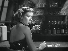 """Ida Lupino is the torch singer in the 1948 noir """"Road House"""" with Richard Widmark and Cornel Wilde. When Jessica Rabbit said, """"I'm not bad. I'm just drawn that way."""" she was talking about Ida Lupino."""
