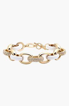 beautiful toggle bracelet
