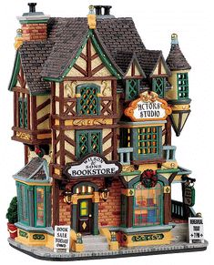 Lemax Christmas Village Need to buy some of these for my collection