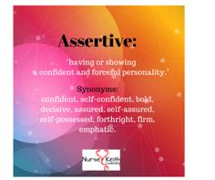 Being Assertive in Your #Nursing #Career, The #NurseKeith Show, EPS 34
