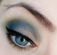Wearable look with peacock and fuji. – Idea Gallery - Makeup Geek