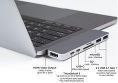 Dispositivo con lo que falta al Mac Book
