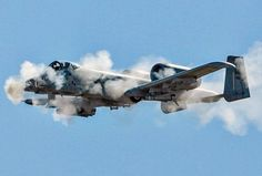 Things You Didn't Know About The A-10 Thunderbolt II Warthog.
