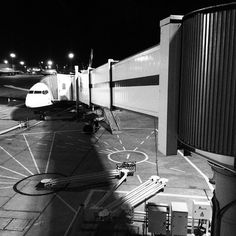 Check out this shot of an aircraft stand at Pier 5, North Terminal, taken by Maciej Kalisz. #LGWmobilereporter