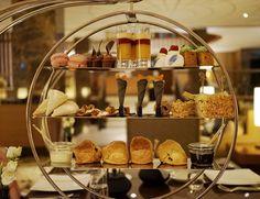 Ritz Carlton Vienna Tea & The City Afternoon Tea