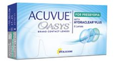 Acuvue Oasys For Presbyopia Contact Lenses, Contact Lenses Online.Up to 70% cheaper !Presbyopia contact lenses from e2eopticians.com