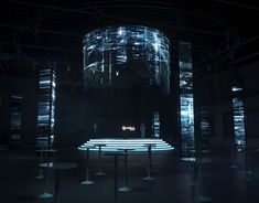 Behance is the world's largest creative network for showcasing and discovering creative work Concert Stage Design, Future People, Edm Festival, Stage Set, Stage Lighting, Exhibition Space, 3ds Max, Visual Effects, Autocad