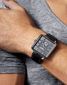Watch accessories for men #mensaccessories