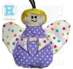ITH {Engel_fluegel.pes & Engel.pes K.H}  PummENGELchen Reading Pillow, Freebies, Machine Embroidery, Embroidery Designs, Hoop, Pillows, Christmas Ornaments, Holiday Decor, Angels