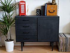 Un tutoriel original pour faire de vos vieux meubles des éléments de décoration tendance !