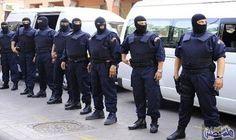 """الشرطة المغربية تعلن إحباط عملية متطرفة """"نوعية""""…: الشرطة المغربية تعلن إحباط عملية متطرفة """"نوعية"""" لداعش"""