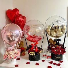 Birthday Party Decorations For Adults, Birthday Presents For Mom, Balloon Decorations Party, Balloon Gift, Air Balloon, Balloon Box, Balloon Flowers, Balloon Bouquet, Balloon Stands