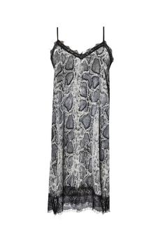 Vestido lencero serpiente TERIA YABAR Otoño Invierno 2019 2020 Jersey Oversize, Animal, Dresses, Fashion, Fall Winter, Shirts, Vestidos, Moda, Fashion Styles