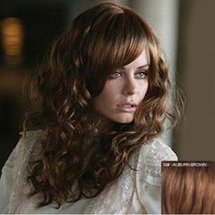 GET $50 NOW   Join RoseGal: Get YOUR $50 NOW!http://www.rosegal.com/human-hair-wigs/attractive-inclined-bang-capless-fluffy-428066.html?seid=7152417rg428066